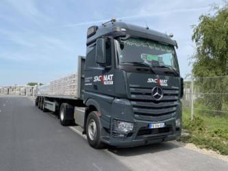 Camion Sacamat 1